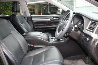 2016 Toyota Kluger GSU55R GXL (4x4) Eclipse Black 6 Speed Automatic Wagon