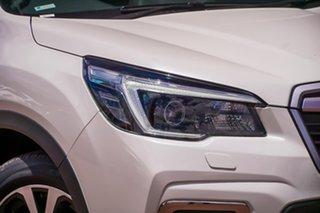 2020 Subaru Forester S5 2.5I Premium White Constant Variable SUV.
