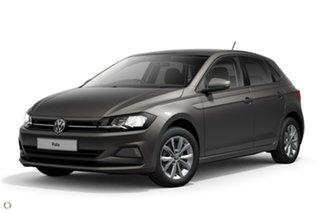 2020 Volkswagen Polo AW MY21 85TSI DSG Comfortline Grey 7 Speed Sports Automatic Dual Clutch.