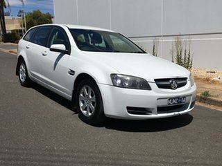 2009 Holden Commodore VE MY10 Omega Sportwagon 6 Speed Sports Automatic Wagon.