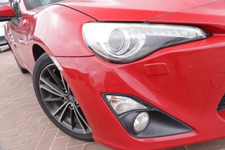 2012 Toyota 86 ZN6 GTS Fuji Red 6 Speed Sports Automatic Coupe.