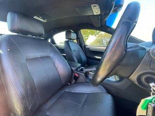 2008 Holden Caprice WM Red/Black 6 Speed Sports Automatic Sedan
