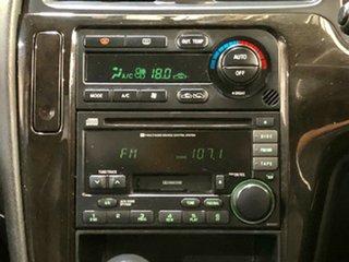 2001 Subaru Liberty B3 MY01 Heritage AWD Green 4 Speed Automatic Sedan