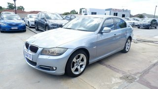 2010 BMW 3 Series E90 MY10 323i Steptronic Blue 6 Speed Sports Automatic Sedan.