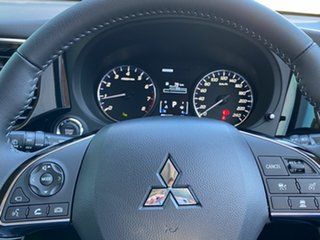 2020 Mitsubishi Outlander ZL MY21 Exceed AWD White 6 Speed Constant Variable Wagon