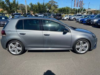 2011 Volkswagen Golf VI MY12 R DSG 4MOTION Grey 6 Speed Sports Automatic Dual Clutch Hatchback.