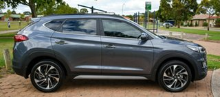 2020 Hyundai Tucson TL3 MY21 Highlander AWD Pepper Gray 8 Speed Sports Automatic Wagon