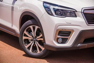 2020 Subaru Forester S5 2.5I Premium White Constant Variable SUV