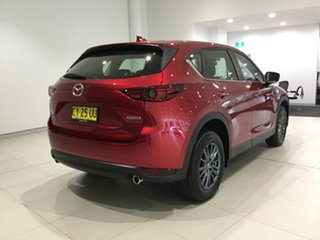 2020 Mazda CX-5 KF4W2A Touring SKYACTIV-Drive i-ACTIV AWD Soul Red 6 Speed Sports Automatic Wagon.