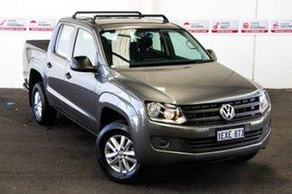 2015 Volkswagen Amarok 2H MY15 TDI420 Core Edition (4x4) 8 Speed Automatic Dual Cab Utility.