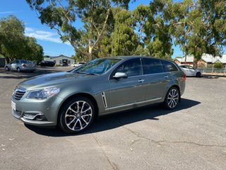 2016 Holden Calais VF II MY16 V Sportwagon Grey 6 Speed Sports Automatic Wagon