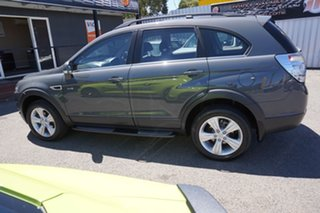 2011 Holden Captiva CG Series II 7 AWD CX Thunder Grey 6 Speed Sports Automatic Wagon.