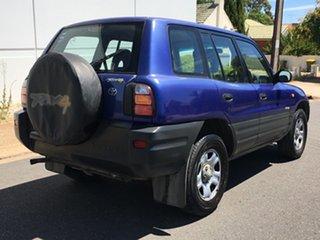 1998 Toyota RAV4 SXA11R MY99 Purple 4 Speed Automatic Wagon.