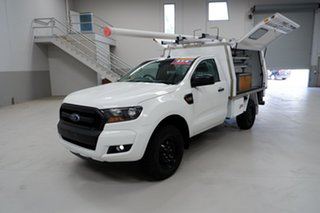 2016 Ford Ranger PX MkII XL 6 Speed Sports Automatic Cab Chassis.