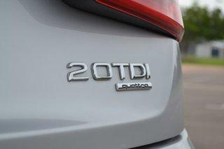 2012 Audi Q3 8U MY12 TDI S Tronic Quattro Silver 7 Speed Sports Automatic Dual Clutch Wagon