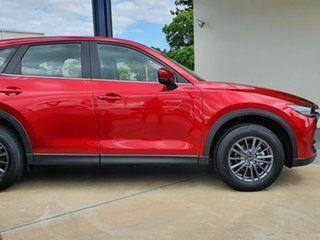 2020 Mazda CX-5 Maxx Sport Silver 6 Speed Automatic Wagon.