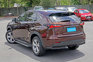 2016 Lexus NX AYZ15R NX300h E-CVT AWD Sports Luxury Bronze 6 Speed Constant Variable Wagon Hybrid.