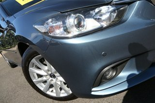 2013 Mazda 6 GJ1031 Touring SKYACTIV-Drive Reflex Blue 6 Speed Sports Automatic Wagon.