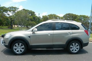 2009 Holden Captiva CG MY09 LX Gold 4 Speed Auto Active Select Wagon