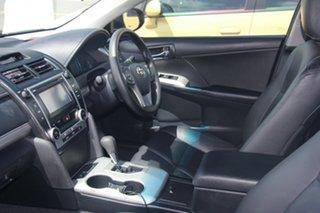 2012 Toyota Camry AVV50R Hybrid H White 1 Speed Constant Variable Sedan Hybrid