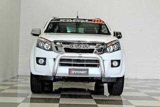 2016 Isuzu D-MAX TF MY15.5 LS-U HI-Ride (4x4) White 5 Speed Automatic Space Cab Utility