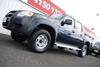 2007 Mazda BT-50 UNY0E3 DX Black 5 Speed Manual Utility.