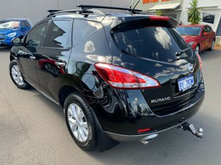 2013 Nissan Murano Z51 Series 4 MY14 ST Black 6 Speed Constant Variable Wagon.