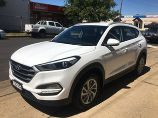 2017 Hyundai Tucson TLE Active White Sports Automatic.