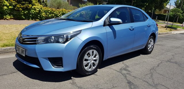 Used Toyota Corolla ZRE182R MY15 Ascent Prospect, 2016 Toyota Corolla ZRE182R MY15 Ascent 7 Speed CVT Auto Sequential Hatchback