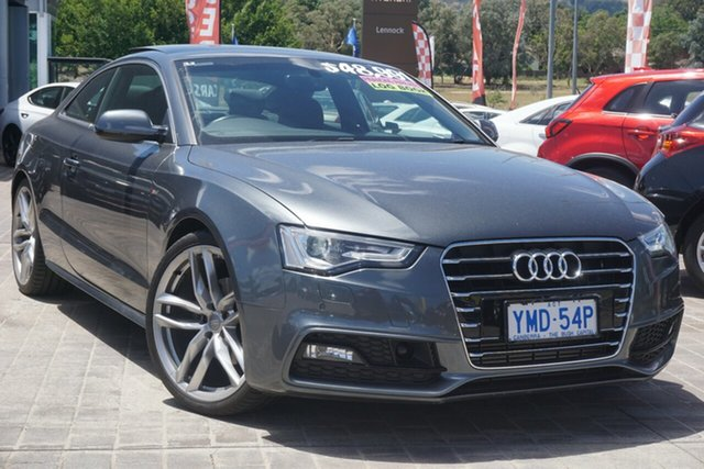 Used Audi A5 F5 MY17 Sport S Tronic Phillip, 2017 Audi A5 F5 MY17 Sport S Tronic Grey 7 Speed Sports Automatic Dual Clutch Coupe