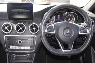 2016 Mercedes-Benz A-Class W176 807MY A200 D-CT Cirrus White 7 Speed Sports Automatic Dual Clutch