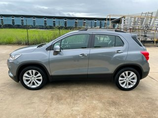 2019 Holden Trax TJ MY19 LTZ Grey 6 Speed Automatic Wagon