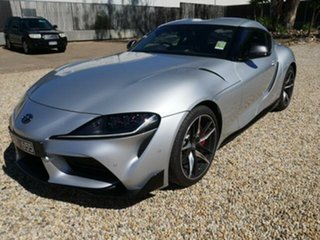 2019 Toyota Supra Supra High 3.0L Turbo Automatic Coupe Suzuka Silver Automatic Coupe