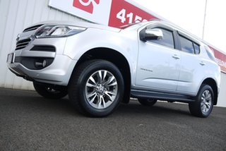 2018 Holden Trailblazer RG MY19 LTZ Silver 6 Speed Sports Automatic Wagon.