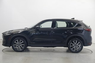 2018 Mazda CX-5 KF4WLA GT SKYACTIV-Drive i-ACTIV AWD Black 6 Speed Sports Automatic Wagon