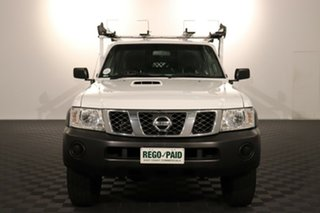 2011 Nissan Patrol GU 6 MY10 DX 5 speed Manual Cab Chassis.