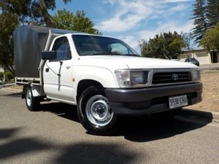 2000 Toyota Hilux LN147R 4x2 5 Speed Manual Cab Chassis.