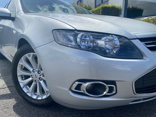 2013 Ford Falcon FG MkII G6 Silver 6 Speed Sports Automatic Sedan.