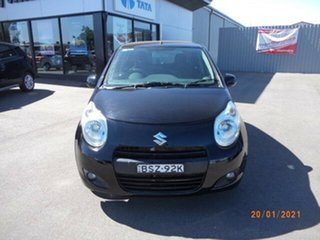 2010 Suzuki Alto GF GLX 4 Speed Automatic Hatchback.