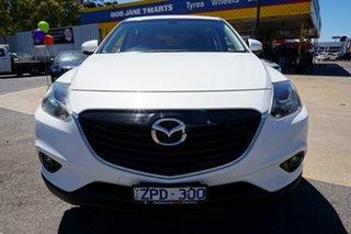 2012 Mazda CX-9 TB10A5 Classic Activematic White 6 Speed Sports Automatic Wagon