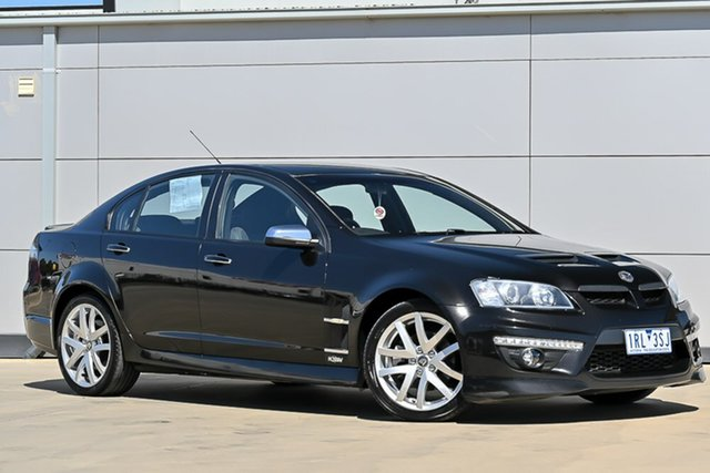 Used Holden Special Vehicles ClubSport E Series 2 GXP Pakenham, 2010 Holden Special Vehicles ClubSport E Series 2 GXP Black 6 Speed Manual Sedan