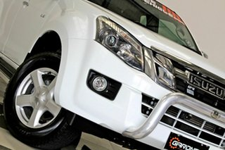 2016 Isuzu D-MAX TF MY15.5 LS-U HI-Ride (4x4) White 5 Speed Automatic Space Cab Utility.