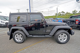 2012 Jeep Wrangler JK MY2013 Sport Black 6 Speed Manual Softtop