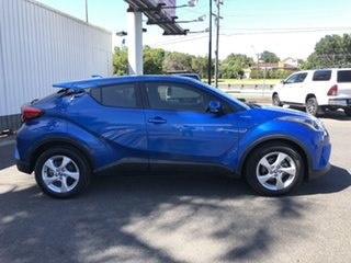 2017 Toyota C-HR NGX10R S-CVT 2WD Blue 7 Speed Constant Variable Wagon.