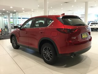 2020 Mazda CX-5 KF4W2A Touring SKYACTIV-Drive i-ACTIV AWD Soul Red 6 Speed Sports Automatic Wagon
