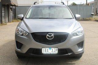2014 Mazda CX-5 MY13 Upgrade Maxx (4x2) Grey 6 Speed Automatic Wagon.