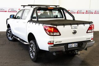 2017 Mazda BT-50 MY16 XTR (4x4) 6 Speed Manual Dual Cab Utility.