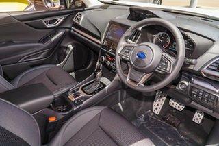 2020 Subaru Forester S5 2.5I Premium White Constant Variable SUV