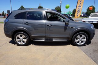 2011 Holden Captiva CG Series II 7 AWD CX Thunder Grey 6 Speed Sports Automatic Wagon