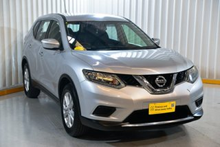 2017 Nissan X-Trail T32 Series 2 ST-L (2WD) Silver Continuous Variable Wagon